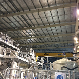 Amcor B9 Paper Mill - Port Botany