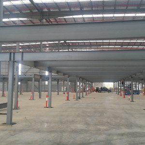 300t Mezzanine Floor - Toll IPEC Facility - Huntingwood