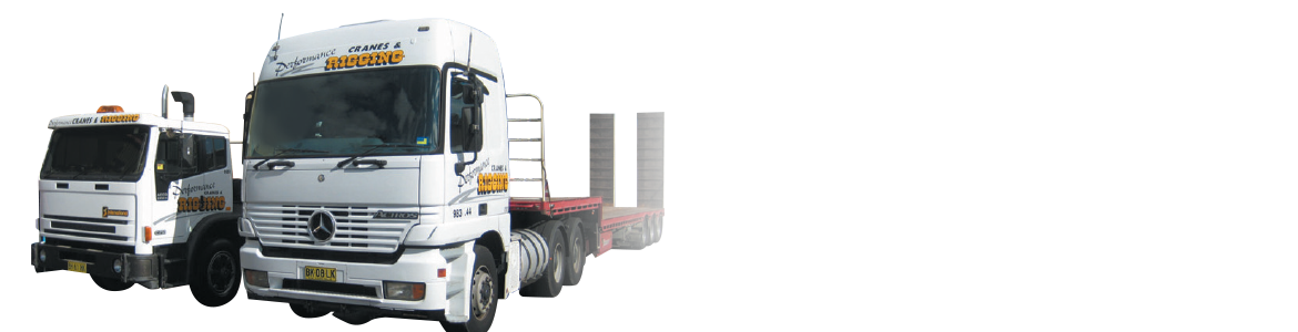 Machinery Transport Service